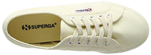 and Women's Trainers Beige up 2790 Acotw Linea Ecru Down Superga X1xPx