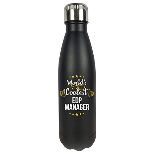Bottle Edp (World's Coolest Edp Manager - Water Bottle Double Wall Vacuum)