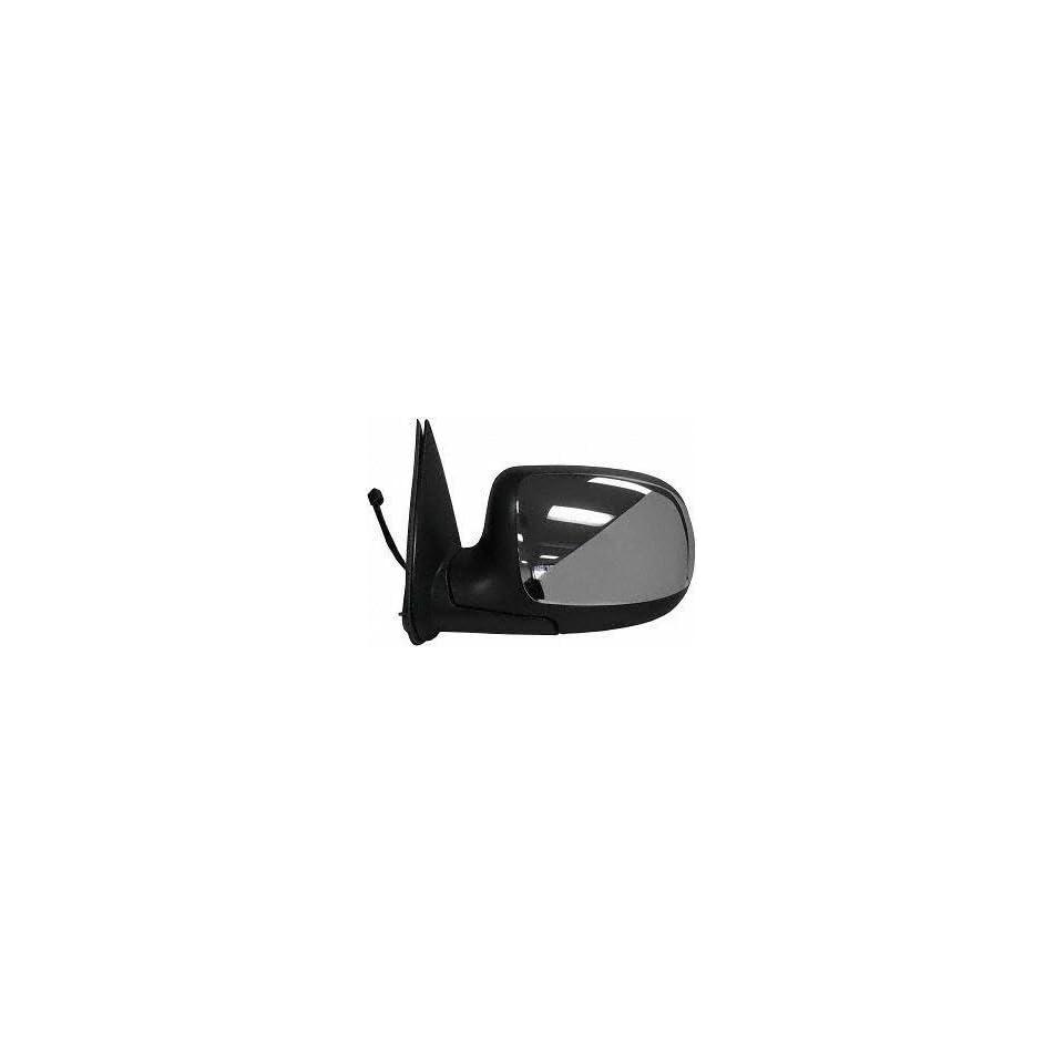 99 02 CHEVY CHEVROLET SILVERADO PICKUP MIRROR LH (DRIVER SIDE) TRUCK, Power, Non Heated, Folding Type, Chrome (1999 99 2000 00 2001 01 2002 02) GM59EL 15062880