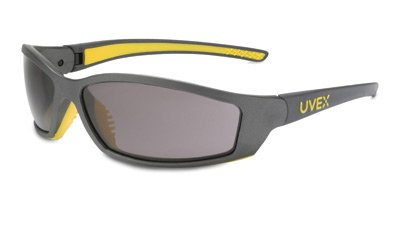 Uvex Safety Glasses Solar Pro Safety Glasses With Gray Anti-Fog Lens