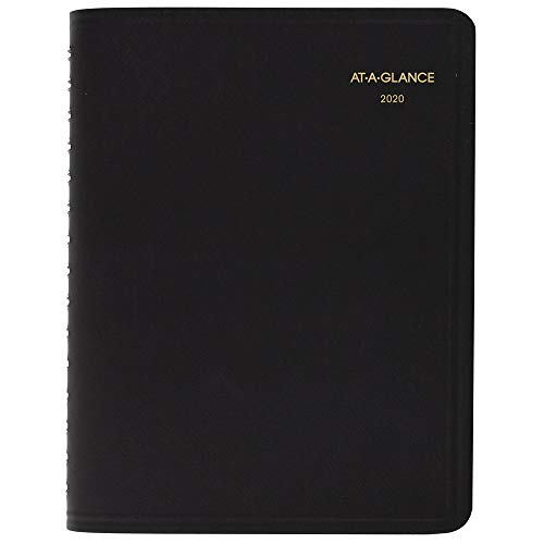 AT-A-GLANCE 2020 Daily Appointment Book, 8