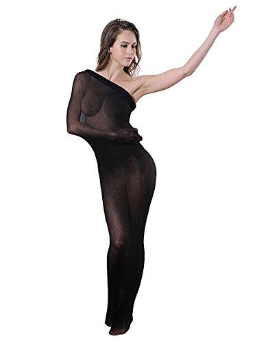 Babydoll Donna Black Creamlin Babydoll Black Creamlin Babydoll Donna Creamlin Zwqw06EO