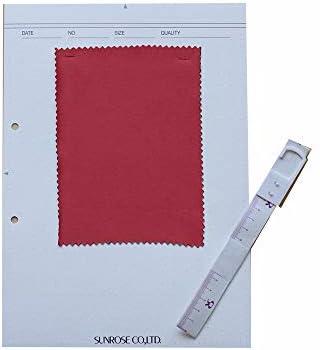【全41カラー×220サイズ】 オーダーカーテン 1級遮光 防炎 均一価格 ポイフル ローズ 生地サンプル