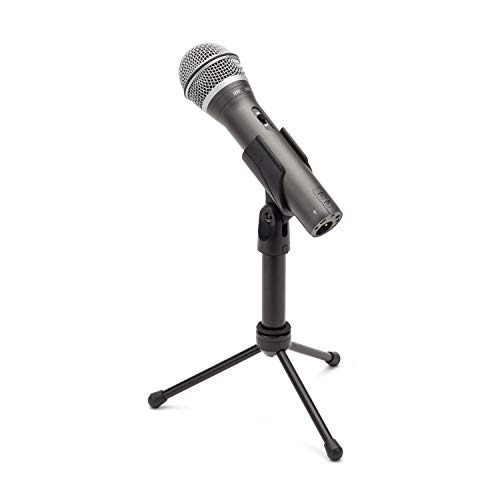Samson Q2U USB/XLR Dynamic Microphone Recording and Podcasting Pack (Includes