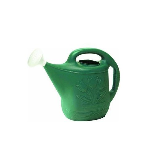 Best Seller in Watering Cans Novelty MFG 30301 Watering Can, 2-Gallon, Green
