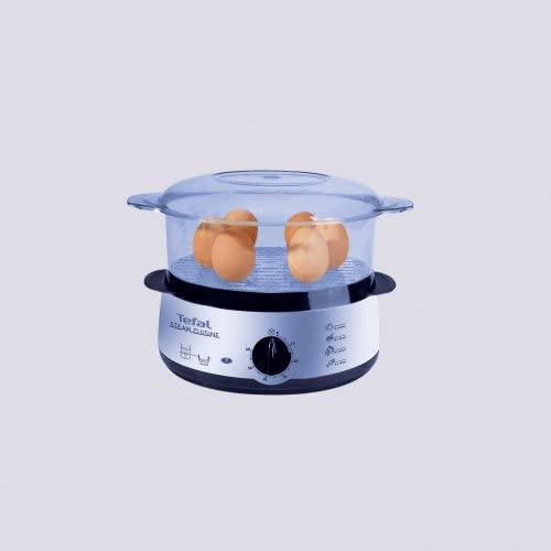 3 Tier with Timer Tefal Steamer