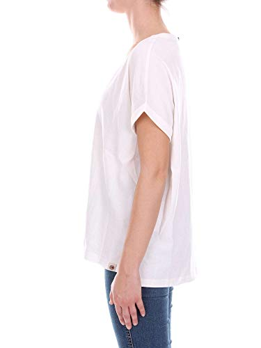 86221se Bianco Colmar Donna T shirt v7xHgq
