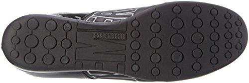 Nero R a Bikkembergs 186 Collo Evolution Uomo Sneaker Basso 7xx1wAOP