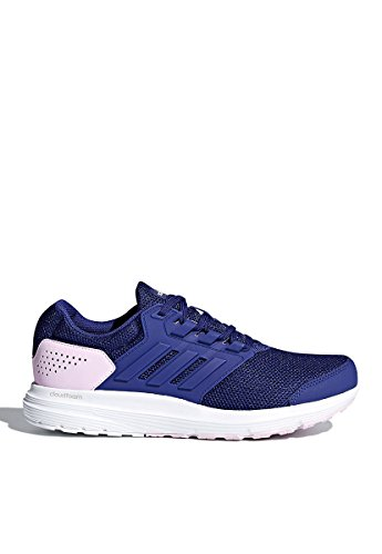 promo code 299f8 52070 Adidas Galaxy 4 Tenis para Mujer Morado Talla 23