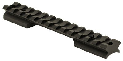 UPC 847362008745, NightForce STND - Mauser 98 Large Ring Undrilled - 1913 Mil-Std - 20 MOA, Black, 98