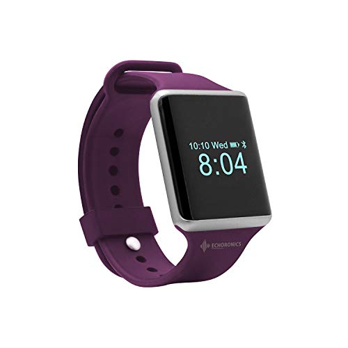 Mevofit Echo Ultra Smart Fitness Watch - Smart Watches for Men and Women with All Activity Tracker, Heart Rate, Blood Pressure (Purple)