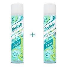 Batiste Dry Shampoo Original Clean & Classic 6.73 fl. oz (2 pack)