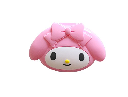 Sanrio Pill/Jewelry Organizing Case Japan Special Hello Kitty or My Melody -1 case per Order- (My Melody Pink)