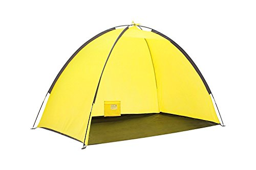 - SEMOO Lightweight Beach Shade Tent Sun Shelter with Carry Bag