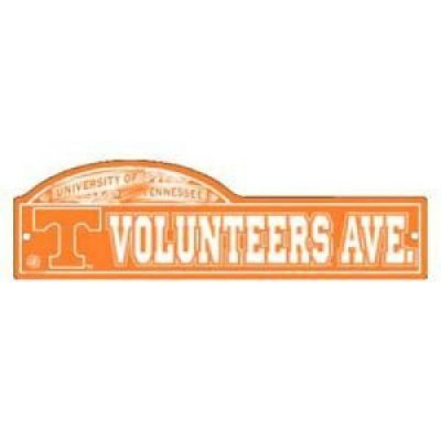 (Wincraft Tennessee Volunteers Street/zone Sign)
