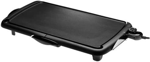 Presto 07037 Jumbo Cool Touch Electric Griddle, Black