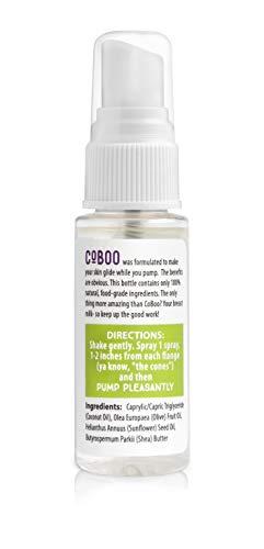 CoBoo Natural Pumping Spray - 2, 1 oz Bottles