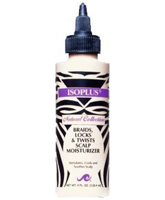 Isoplus Natural Collection Braids, Locks & Twists Scalp Moisturizer 4oz Isoplus Natural Collection Braid