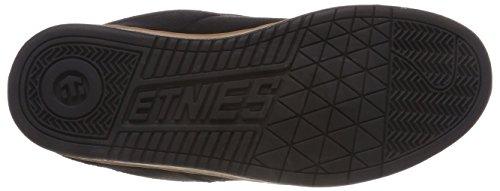 Zapatillas Skate Dark Grey 966 Etnies Negro Hombre Gum de Black Kingpin Rwtn5Cxnq8