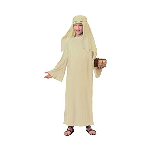 Wise Men Costumes (Forum Child's Value Wise Man Costume, Ivory, Small)