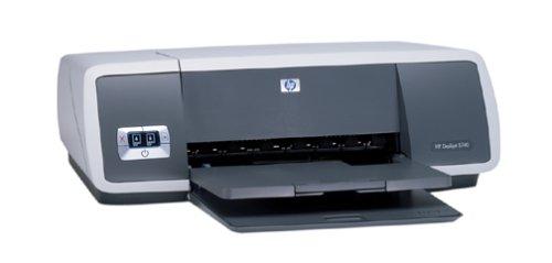 Hewlett Packard Iron - HP DeskJet 5740 Color Inkjet Printer
