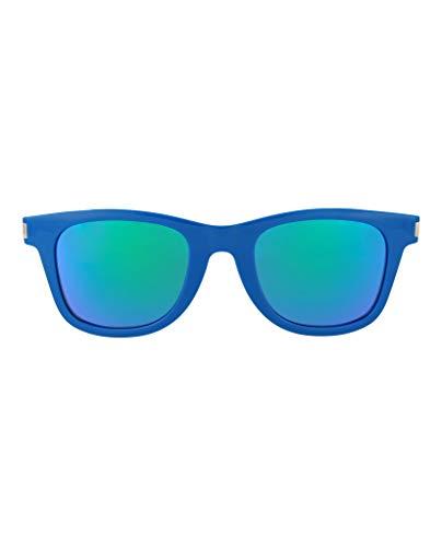 (Yves Saint Laurent SL51 RAINBOW 005 50mm Blue / Blue Sunglasses)