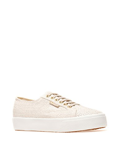 Fantasycotlinenw in Women Beige US in Sneakers Size 9 SUPERGA 2730 nvE7vS