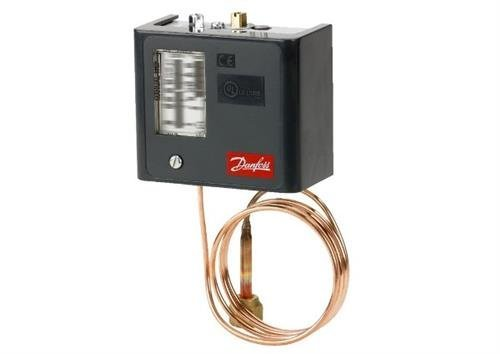 Danfoss Low Pressure Control - Replaces Johnson Controls P70AB-2 -  060-5233_7