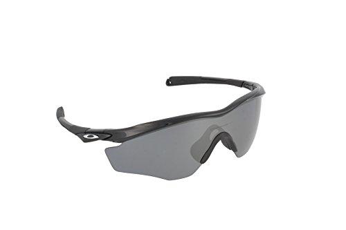 4191a86186e Oakley Men s M2 Frame XL OO9343-09 Polarized Iridium Shield ...