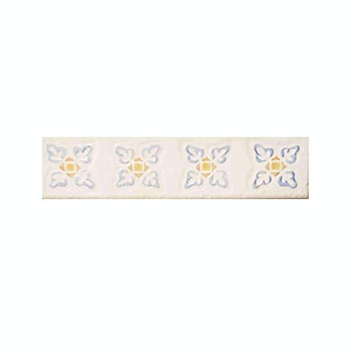 Villeroy Boch Honeycomb Relief Ceramic Wall Tile Backsplash Set of 5