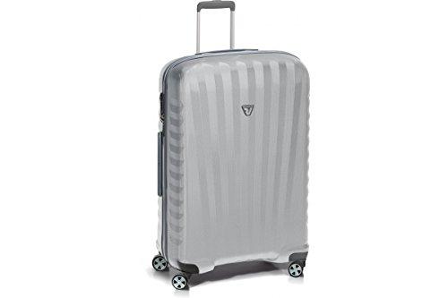 Roncato UNO ZSL Premium 32' Spinner Luggage (32', SILVER)