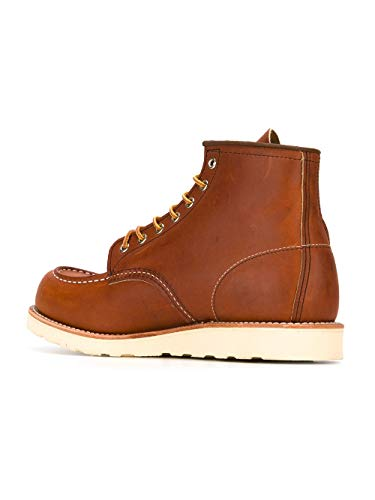 Wing Homme Red Cuir Marron Bottines 00875russet 4HddTq5wx