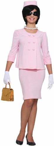 Lady First Costumes (First Lady Jackie Kennedy Adult)