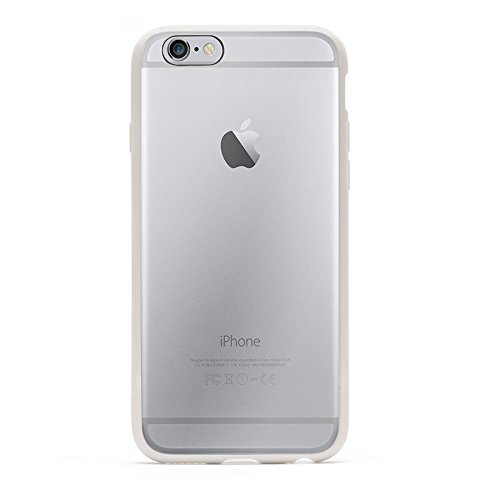 Griffin Reveal Case for iPhone 6 - Retail Packaging - White/Clear