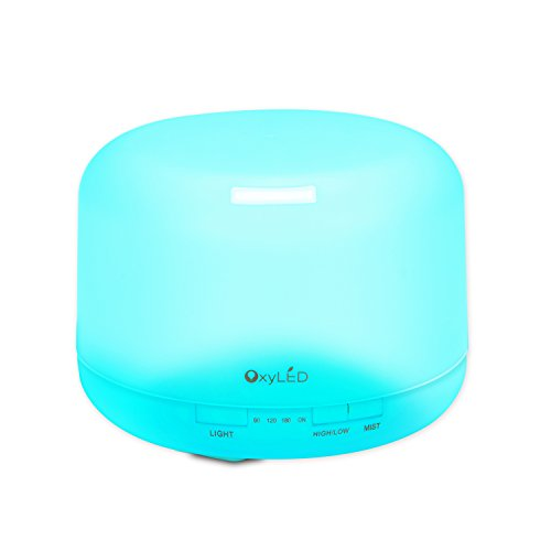 OxyLED Essential Diffuser Aromatherapy Humidifier
