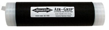 Stiletto AG-102 AirGrip Coldshrink 8-by-2-Inch Grip Wrap Tube for Handles up to 1-7/8-Inch in Diameter