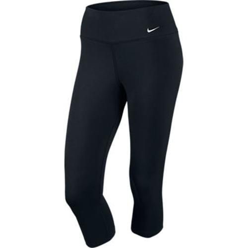 Nike Lady Dri-Fit Legend 2.0 Capri Running Tights - Small - Black