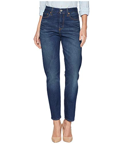 Levi's Women's Wedgie Icon Fit Jeans, Authentic Favorite, Blue, 26 (Fit Jean Authentic)