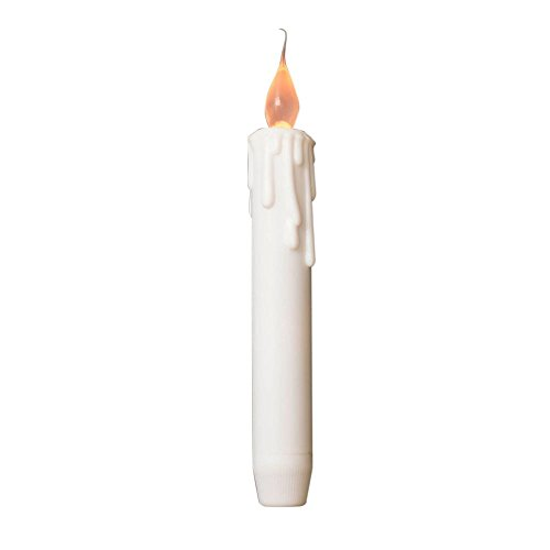 Candle Battery Operated inches Silicone
