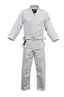 Fuji Judo Uniform, White, 2 (B00GII1IV8) | Amazon price tracker / tracking, Amazon price history charts, Amazon price watches, Amazon price drop alerts