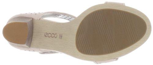 ECCO Womens Omak Perforated Sandal Rose Dust L9GMNAkBJ