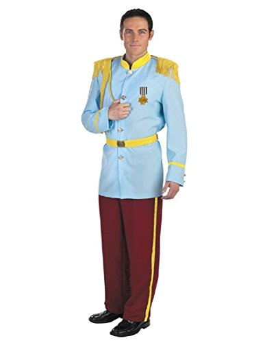 Prince Charming Deluxe Adult Costume -