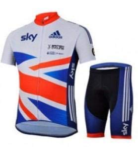 Image Unavailable. Image not available for. Colour  Mycycology Mens Cycling  Jersey Full Front Zip Half Sleeves Padded Shorts Set 3ea5c9fdc