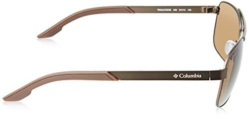 Sunglasses Edge Walnut Men's Trails Columbia Aviator wEqSIOa