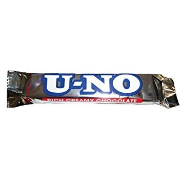 - U-No Bar: 24 Count