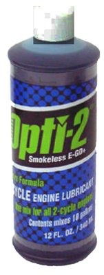 12OZ 2 Cyc Oil (Pack of 12) by Interlube International (Image #2)
