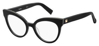 Max Mara Max Mara 1285 0HEH Bkgy Mother Of Pearl Black - Glasses Mara Max