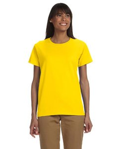 Gildan Ultra Cotton Womens 6 Oz. T-Shirt (G200L)- ()