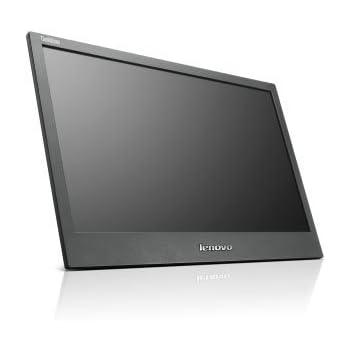 "Lenovo ThinkVision LT1421 14"" Portable USB LED Monitor"