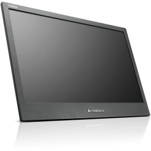 "Lenovo ThinkVision LT1421 14"" Portable USB LED Monitor"